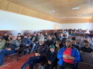 Общее собрание граждан в с.Уздалросо